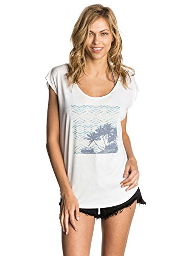 Rip Curl Damen Endless Summer Tee T-Shirt White