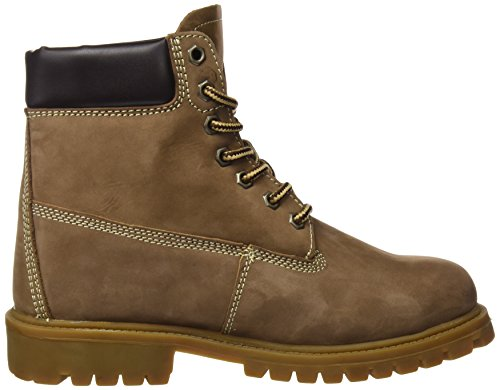 Dickies Fort Worth, Botte courte Homme Marron