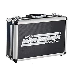 Brüder Mannesmann Werkzeuge 90piezas) maletín de herramientas, 1pieza, m29067