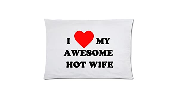 Funny Quotes & Sayings Pillowcase, I