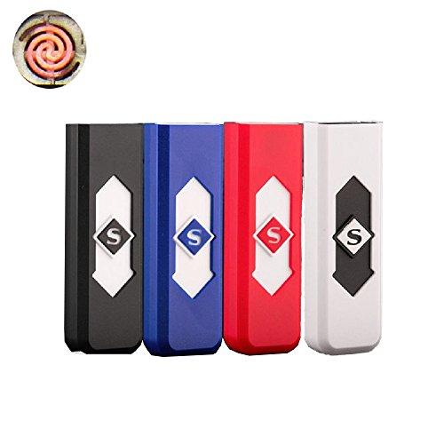 gzmy Mechero USB de carga encendedor USB encendedor recargable fábrica directa Super encendedor de buena, marca