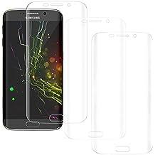 "Mondpalast @ 3D curvo Protector de Pantalla Película protectora para Samsung Galaxy S6 Edge Plus samsung S6 edge+ G928 G928F G928T 5,7"""