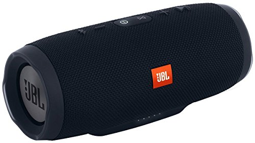 JBL Charge 3 Speaker Bluetooth, Waterproof, Portatile, Microfono per Chiamate in Vivavoce,...