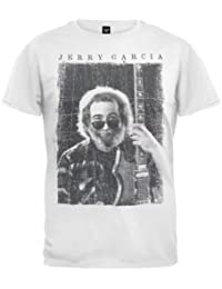 Jerry Garcia - Mens Guitar T-shirt