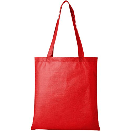 Shopper convention - giallo rosso