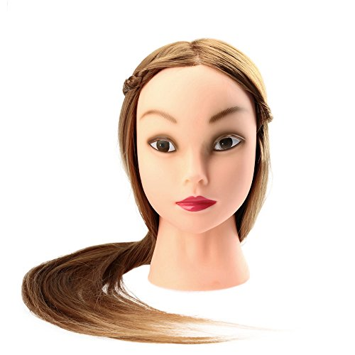 anself-27-female-dummy-head-long-hair-hairdressing-training-head-model-with-clamp-golden-yellow