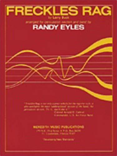 Hal Leonard Sommersprossen, Rag-Percussion-Abschnitt und Band -