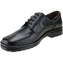 COMODOSPORT 6003 Zapato Casual con Cordones Cosido Comodón y Tacón 2,5CM para