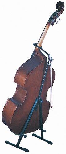 Kinsman CBS1 - Supporto per violoncello/contrabbasso, colore nero