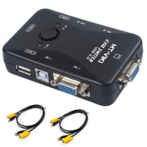 AIMOS VGA KVM Switch