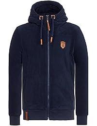 Naketano Male Zipped Jacket Mach Et Otze V