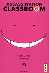 Assassination Classroom Edition simple Tome 3