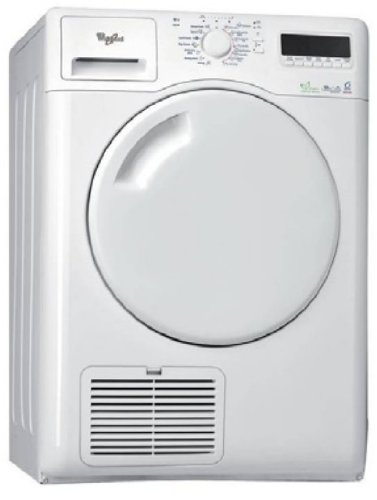 Whirlpool AZA-HP 8672 Wärmepumpentrockner / A+ / 8 kg / Weiß / Fertig In - Option / Super-Sanft Programm -