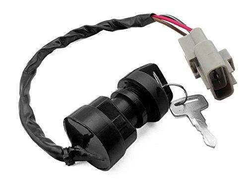 Preisvergleich Produktbild 1 PCS High Performance 3 Wire Ignition Key elektrischen Schalter gepasst für YAMAHA Grizzly 700 FI 4 * 4 YFM 700 2007 2008 2009 2010 2011 2012 2013