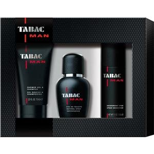 Tabac Tabac herrendüfte tabac man geschenkset eau de toilette spray 30 ml shower gel 75 ml deodorant 50 ml 3 stk.
