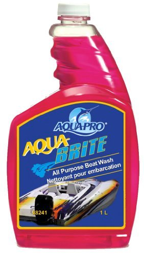 aqua-pro-professional-8241-aqua-brite-all-purpose-concentrated-biodegradable-boat-wash-32-oz