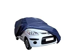 Car Mate Blue Car Cover for Maruti Wagon R (Medium)