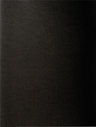 'EXACOMPTA Rocks Pack 100Aktendeckel für A480g/m² 22x 31cm schwarz
