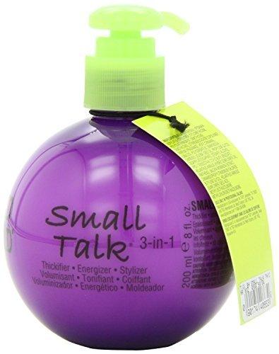 Tigi Bed Head Small Talk Thickifier 200ml 3er Pack (3x200ml) (Bed Talk Head Small Thickifier)