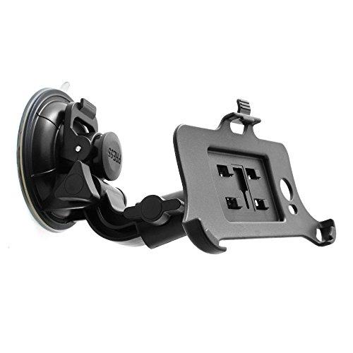 System-S Autohalterung KFZ Auto Saugnapf Windschutzscheiben Halterung 360° rotierbar für HTC One M8