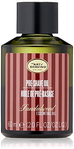 The Art Of Shaving Pre-Shave Oil - Sandalwood, Sandelholz 60ml - Close Shave Oil