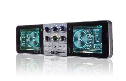 Monster GO-DJ tragbarer DJ-Controller