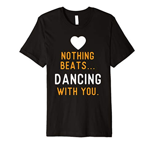 Nichts Beats Dancing with you Paare Dad Son Geschenk.