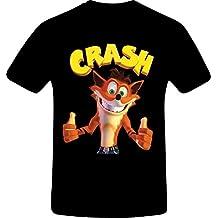 Crash Bandicoot, Best Quality Costum Tshirt XXXX-L
