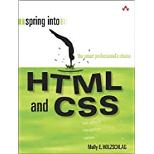 Spring Into HTML and CSS (Spring Into... Series)