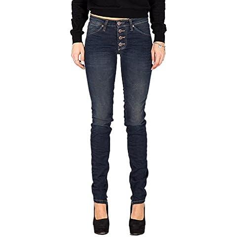 PLEASE - P90 jeans da donna pantaloni slim fit