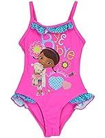 Doc McStuffins Girls Disney Doc Mcstuffins Swimsuit Ages 3 to 6 Years
