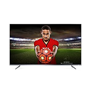 TCL 65DP648 65-Inch 4k Ultra Thin HD TV with Freeview Play
