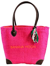 Sac de plage Banana Moon Aniston Lemnos Rose Fushia
