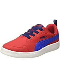 Puma Unisex Courtflex Ps Sneakers