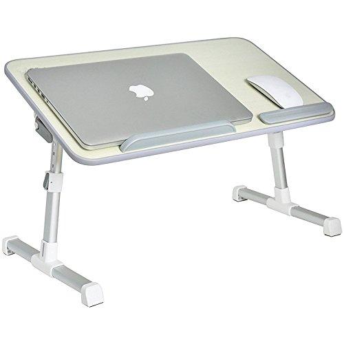 tinpa einstellbar Notebook Laptop Tisch Schreibtisch, tragbare Computer Schreibtisch & faltbar...
