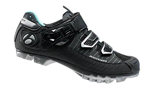 Bontrager 11661, Scarpe da ciclismo uomo NERO nero 36