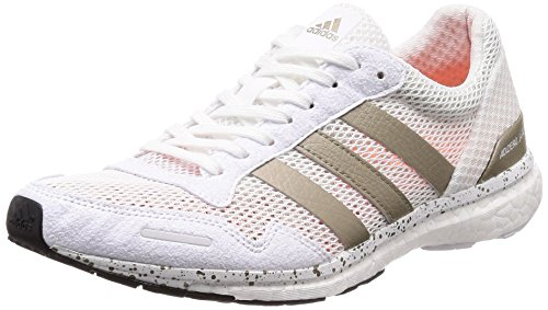 Adidas Adizero Adios,女士跑鞋,Orange(Ftwwht / Cybemt / Cblack),38 2 / 3 EU