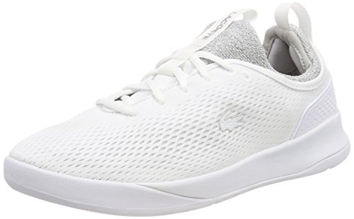 Lacoste Sport Damen Lt Spirit 2.0 318 1 SPW Sneaker, Weiß Wht 21g, 42 EU