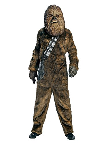 Chewbacca Für Erwachsene Kostüm - Star Wars Chewbacca Deluxe Kostüm für Erwachsene - Medium