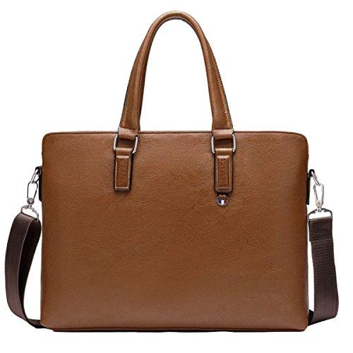 Herren Leder Tasche Handtasche B...
