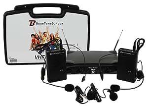 BoomToneDJ VHF 20HL F1-F3 Micro H.F. (sans fil)