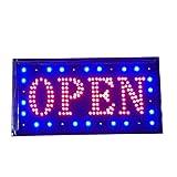 RongZhan NEON Lights LED Animierter Schild Open Kunden attraktiven Store Shop Schild 220V