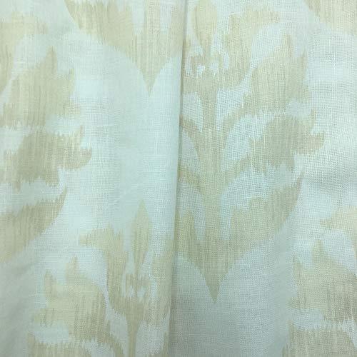 Tela metros cortina - Visillo estampado digital -