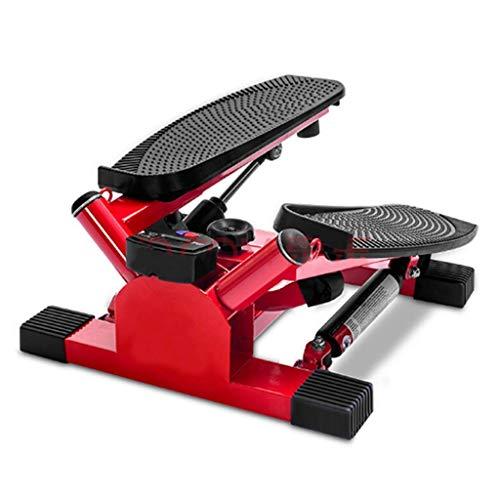 SISHUINIANHUA Startseite Zwei-Wege-U-Hydraulik Fußmaschine Zwirnmaschine, Gewicht zu verlieren Stovepipe Hüften