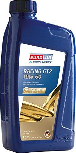 EUROLUB RACING GT2 SAE 10W-60 Motoröl, 1 Liter
