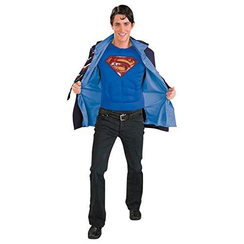 Kostüm Clark Kent und Superman (Clark Kent Superman-kostüm)