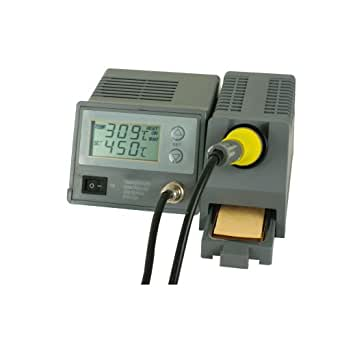 Professional Solder Station 48W LCD Display Iron Soldering Kit Set Variable Adjustable Temperature