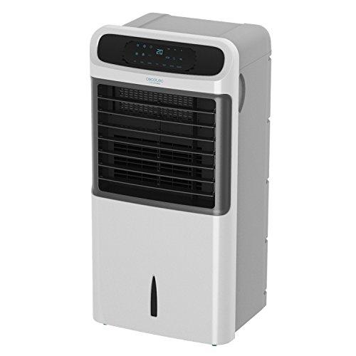 Cecotec Climatizador Evaporativo ForceSilence PureTech 6500. Doble Función Frio / Calor, gran Caudal...