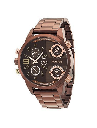 police mens watches uk watches store police copperhead p14374jsbn 12m men s watch