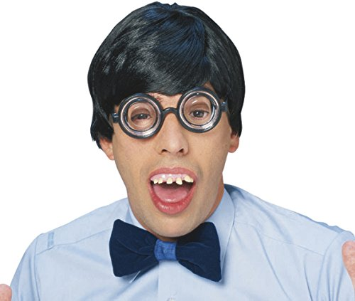 Goofy Nerd Specs - Complete Your Fancy Dress -